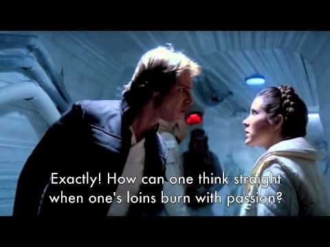 Galaxy of Passion - A Star Wars Telenovela