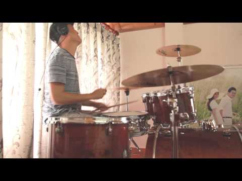 Em của ngày hôm qua - Drum cover - TONY