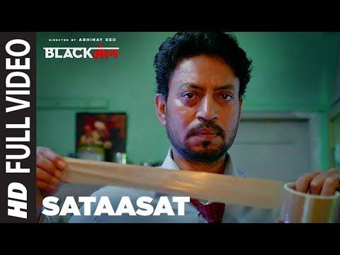 Sataasat Full Video Song | Blackmail | Irrfan Khan