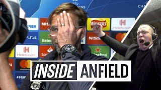 Video Inside Anfield: Liverpool 3-2 PSG | Unseen footage from another classic MP3, 3GP, MP4, WEBM, AVI, FLV November 2018