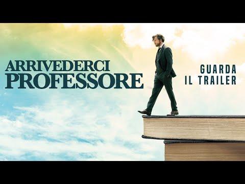 Preview Trailer Arrivederci Professore, trailer ufficiale italiano