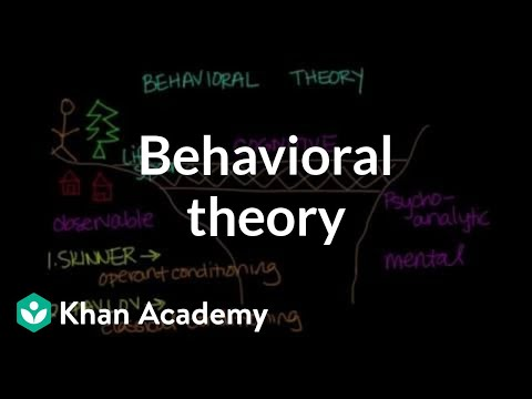 behavioral theory of leadership examples