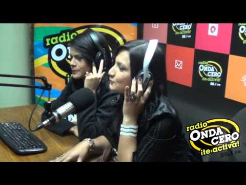 Onda Videos: ¡Entrevista a Urbbanas en la cabina de Onda Cero!