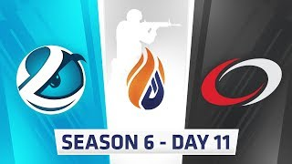 ECS Season 6 Day 11 Luminosity vs Complexity - Mirage