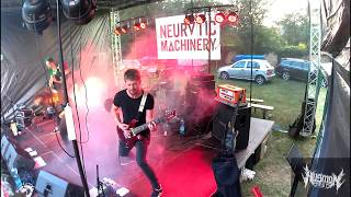 Video Neurotic Machinery - IRE (Live at Husman Fest 3.8.2019)