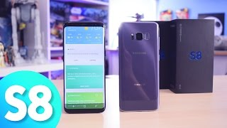 Hey Guys, It's time to unbox Samsung's 2017 flagship, the Galaxy S8. Enjoy!Product Link: http://www.samsung.com/global/galaxy/galaxy-s8/Subscribe to see future content: https://YouTube.com/dltReviewsFor Tech News Visit: https://dltReviews.com Twitter https://twitter.com/dltReviewsInstagramhttp://instagram.com/dltreviewsFacebookhttp://facebook.com/dltreviewsMusic: Tobu - Good Timeshttp://www.7obu.comhttp://www.youtube.com/tobuofficialhttp://www.facebook.com/tobuofficialhttp://www.soundcloud.com/7obuhttp://www.twitter.com/tobuofficialhttp://smarturl.it/Tobu_Spotifyhttp://smarturl.it/Tobu_iTunes