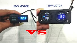 Video Duel maut 2 produck charger hp di motor with volt meter MP3, 3GP, MP4, WEBM, AVI, FLV Desember 2018