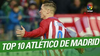 TOP 10 Goals Atletico Madrid LaLiga Santander 2016/2017:10.- Fernando Torres, Atletico Madrid vs CD Leganes 9.- Filipe Luis, Atletico Madrid vs Real Sociedad8.- Antoine Griezmann, Atletico Madrid vs Sevilla FC7.- Saul Ñiguez, Atletico Madrid vs SD Eibar 6.- Saul Ñiguez, Atletico Madrid vs UD Las Palmas5.- Antoine Griezmann, Athletic Club vs Atletico Madrid4.-Antoine Griezmann, Atletico Madrid vs Real Sporting3.- Yannick Carrasco, Atletico Madrid vs RC Celta2.- Antoine Griezmann, RC Deportivo vs Atletico Madrid1.- Fernando Torres, Atletico Madrid vs RC CeltaSubscribe to the Official Channel of LaLiga in High Definition http://goo.gl/Cp0tCLaLiga Santander on YouTube: http://goo.gl/Cp0tCLaCopa on YouTube: http://bit.ly/1P4ZriPLaLiga 123 on YouTube: http://bit.ly/1OvSXbiFacebook: https://www.facebook.com/lfpoficialTwitter: https://twitter.com/LaLigaInstagram: https://instagram.com/laligaGoogle+: http://goo.gl/46Py9