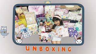 Video UNBOXING Kado Ulang Tahun - UNBOXING 8th Birthday Present MP3, 3GP, MP4, WEBM, AVI, FLV Februari 2018
