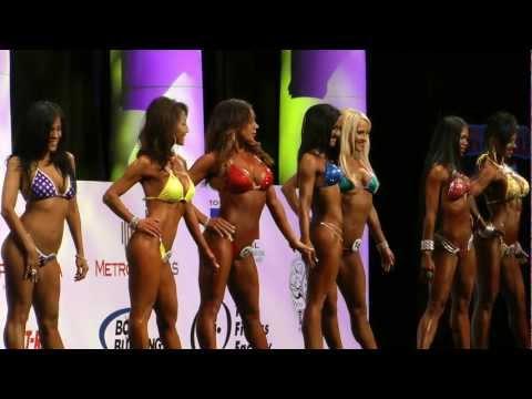 2013 Bikini International Amateur Class A
