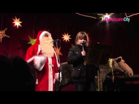 De vliegende Kerstman - Uniek in het Ruhrgebied