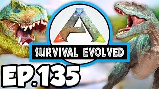 ARK: Survival Evolved Ep.135 - MEGAPITHECUS TAME ATTEMPT!!! (Modded Dinosaurs Gameplay)