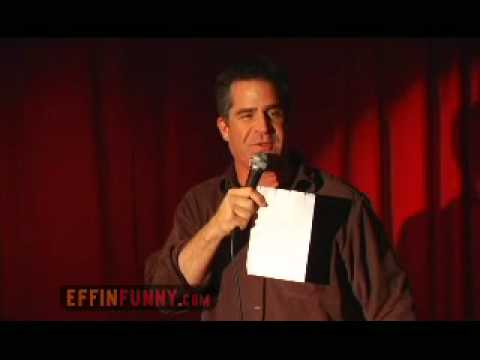 Todd Glass Effinfunny Stand Up - Quick Bits