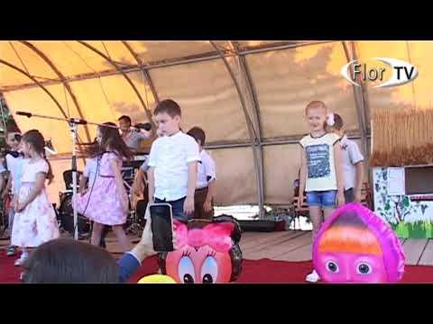 Ziua Internațională a Copiilor, sărbătorită la Florești.