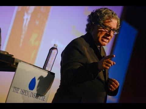 Дийпак Чопра за биотрансформацията на конгрес в Аспен