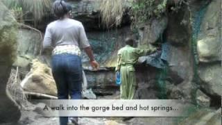 Naivasha Kenya  city pictures gallery : Hell's Gate Video, Naivasha, Kenya
