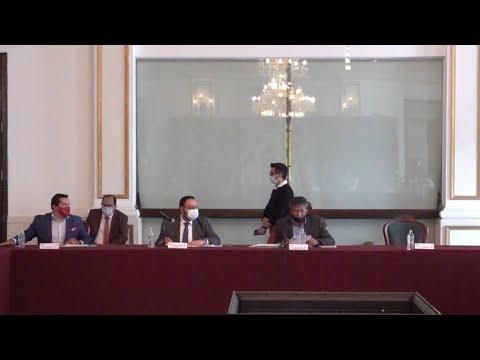 Cabildo H. Ayuntamiento de Tlalnepantla de Baz 16 abril 2021