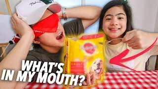 Video WHAT'S IN MY MOUTH CHALLENGE!! | Ranz and Niana MP3, 3GP, MP4, WEBM, AVI, FLV Mei 2019