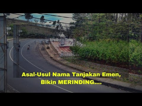 Download Video Inilah Asal Usul Nama Tanjakan Emen, Lokasi Kecelakaan Maut Bus Pariwisata Di Ciater Subang