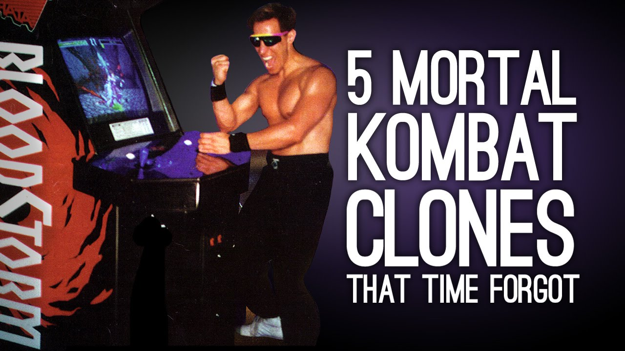 5 Terrible Mortal Kombat Clones That Time Forgot