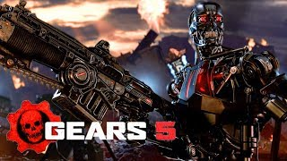 Gears 5 - Terminator Dark Fate Reveal | E3 2019