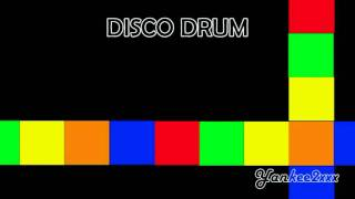Cats 'n' jammer kids - Disco drum
