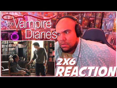 DAMN WHY DID THEY DO THAT! | The Vampire Diaries 2x6 REACTION | Season 2 Episode 6
