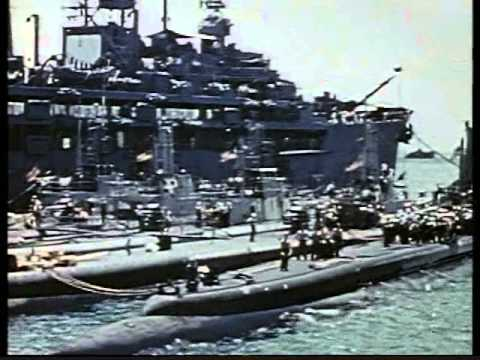 WWII - Wolves of the Pacific Bonus video DVD.