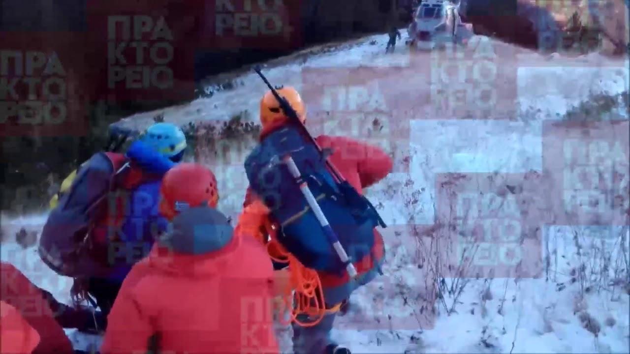 Νέο ορειβατικό ατύχημα – το τρίτο από το Σάββατο – σημειώθηκε στον Όλυμπο, στην περιοχή Λιβαδάκι