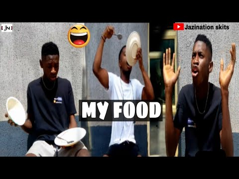 MY FOOD  (Episode 210) ( Jazination Comedy)