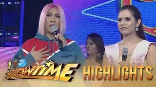 Video It's Showtime: Vice Ganda shares why he buys underwear most of the time MP3, 3GP, MP4, WEBM, AVI, FLV Juni 2018