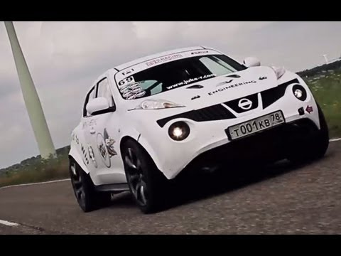 autoblogger - We drove this uberfast Nissan Juke with GT-R engine from SV Engineering And welcome to our Autoblogger channel! Follow us on twitter: https://twitter.com/aut...