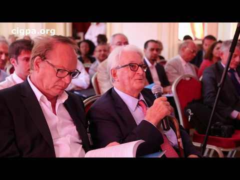 Roland Dumas « La Politique De La France En Libye » Colloque CIGPA 26/06/2017