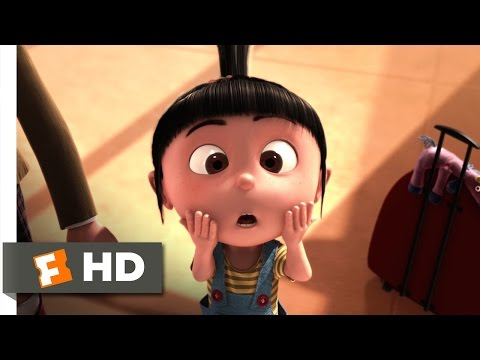 Despicable Me (4/11) Movie CLIP - No Annoying Sounds (2010) HD
