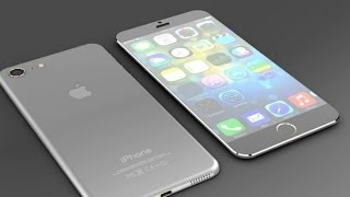 Top 10  Apple iphone 7 Realistic Concepts For 2016, iPhone, Apple, iphone 7