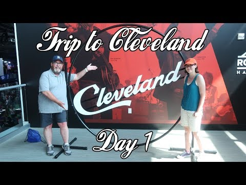 Trip To Cleveland – Celebrities And Legends Game