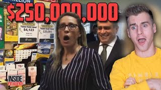 Video People Who Won The Lottery (Best Reactions) MP3, 3GP, MP4, WEBM, AVI, FLV Januari 2019