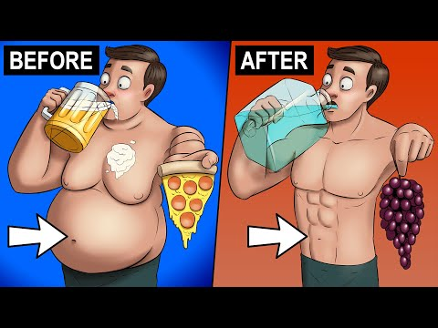 9 Foods to Avoid to Lose Belly Fat FASTER