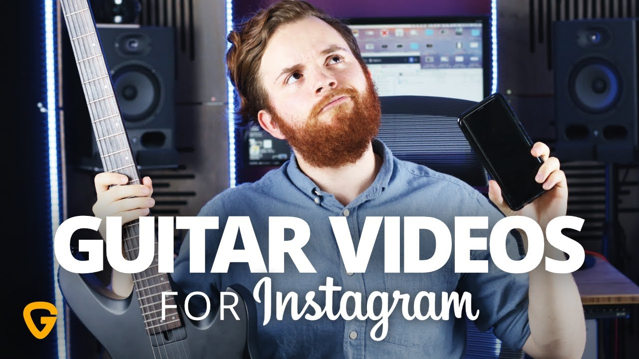 How To Make Guitar Videos For Instagram
