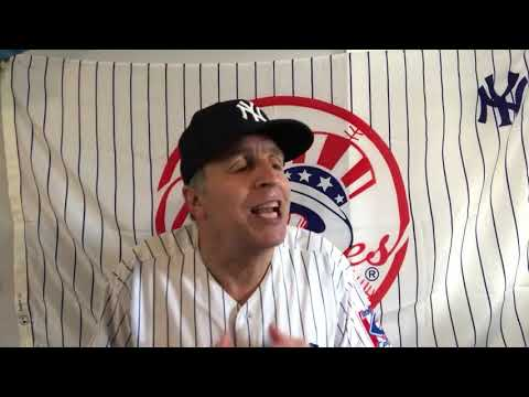 The NY Yankees Press Conference with Vic DiBitetto: Welcome to Tampa | VicDibitetto.net