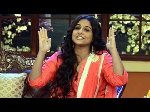 I Would Love To Do Jasoosi On Big B: Vidya Balan