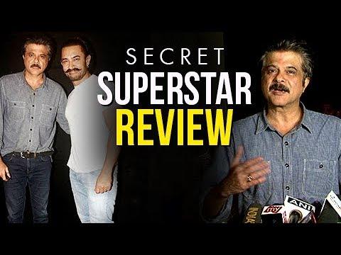 Secret Superstar Review | Anil Kapoor SUPERHIT REA