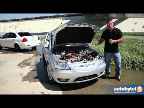 2013 CODA Sedan Video Road Test & Review