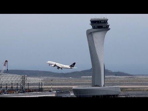 Κωνσταντινούπολη: Σε λειτουργία το νέο αεροδρόμιο