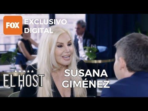 ¡Susana Giménez quiere que le devuelvan la plancha! en el Host