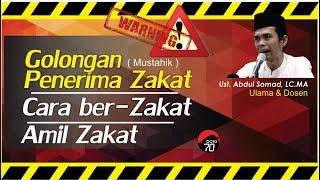 Video Penting ! Golongan Penerima Zakat-Cara bayar Zakat-Amil Zakat   Ustadz Somad MP3, 3GP, MP4, WEBM, AVI, FLV Agustus 2018