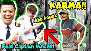 Video PRANK VINCENT PILOT BELI BAN PESAWAT ft. Captain Vincent Raditya MP3, 3GP, MP4, WEBM, AVI, FLV April 2019