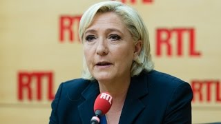 Video Marine Le Pen était l'invitée de RTL le 29 mai 2017 MP3, 3GP, MP4, WEBM, AVI, FLV Mei 2017
