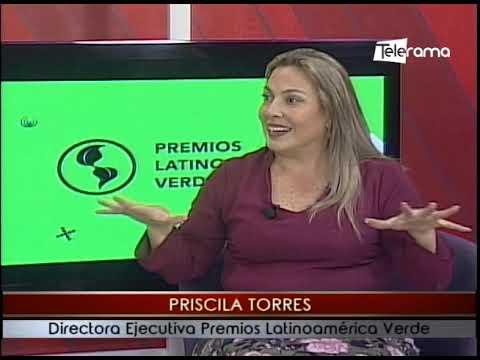 Premios Latinoamérica Verde inicia proceso de inscripción de proyectos ambientales