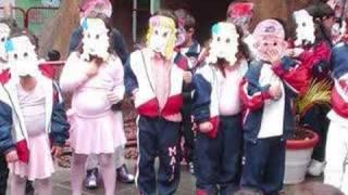 Colégio Maia em Projeto Folclore Nacional